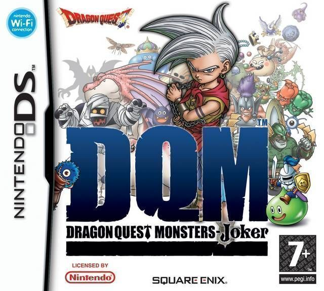2109 - Dragon Quest Monsters - Joker - NDS ROM Free Download