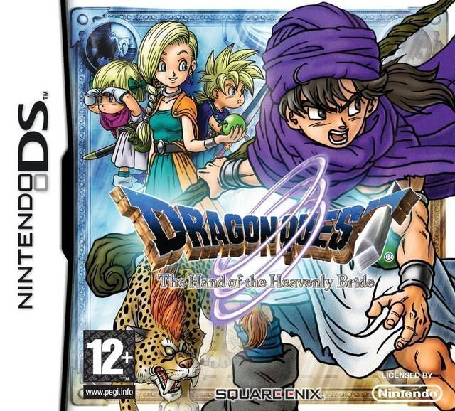 3396 - Dragon Quest - The Hand Of The Heavenly Bride (EU)(BAHAMUT)