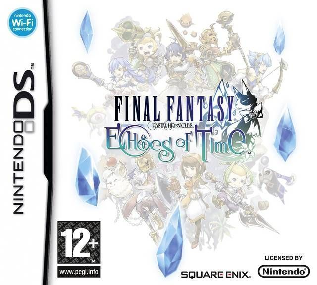3580 - Final Fantasy Crystal Chronicles - Echoes Of Time (EU)