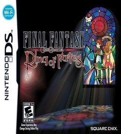 2107 - Final Fantasy Crystal Chronicles - Ring Of Fates