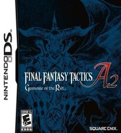 2384 - Final Fantasy Tactics A2 - Grimoire Of The Rift