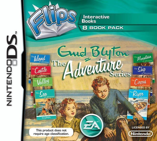 4938 - Flips - Enid Blyton - The Adventure Series