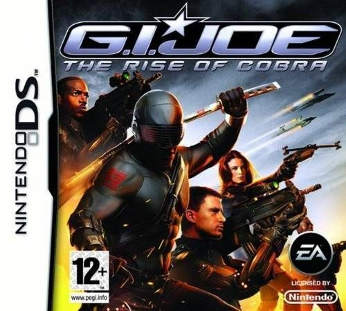 4108 - G.I. Joe - The Rise Of Cobra (EU)(BAHAMUT)