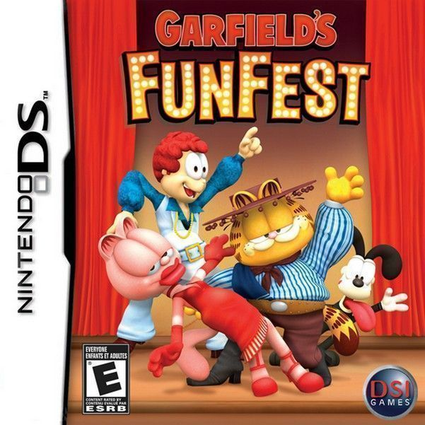 3035 - Garfield's Fun Fest (Sir VG)