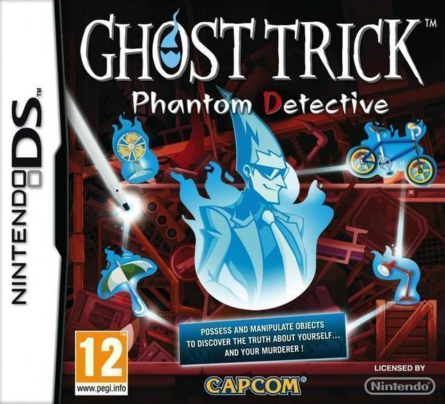5537 - Ghost Trick - Phantom Detective