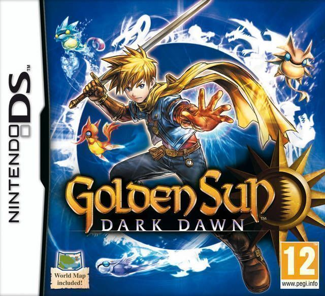 5387 - Golden Sun - Dark Dawn