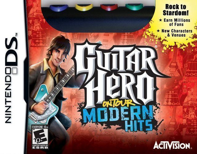 2549 - Guitar Hero - On Tour (CoolPoint)