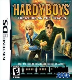 5254 - Hardy Boys - Treasure On The Tracks, The
