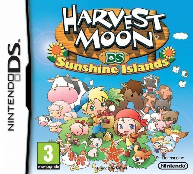 5359 - Harvest Moon DS - Sunshine Islands