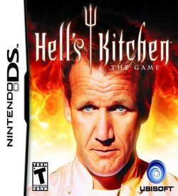2643 - Hell's Kitchen - The Game