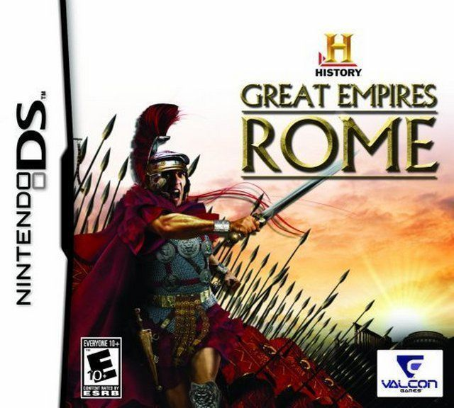 3893 - History - Great Empires - Rome (US)(1 Up)