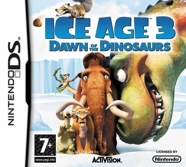 3951 - Ice Age 3 - Dawn Of The Dinosaurs (EU)