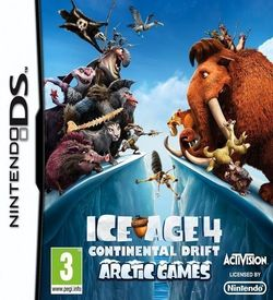 6048 - Ice Age 4 - Continental Drift - Arctic Games