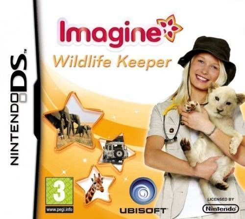 4251 - Imagine - Wildlife Keeper (EU)(BAHAMUT)