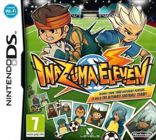 5535 - Inazuma Eleven - NDS ROM Free Download
