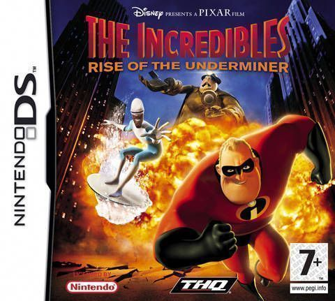 0209 - Incredibles - Rise Of The Underminer, The