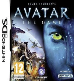 4575 - James Cameron's Avatar - The Game  (EU)