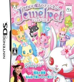 3726 - Jewelpet - Kawaii Mahou No Fantasy (JP)(High Road)