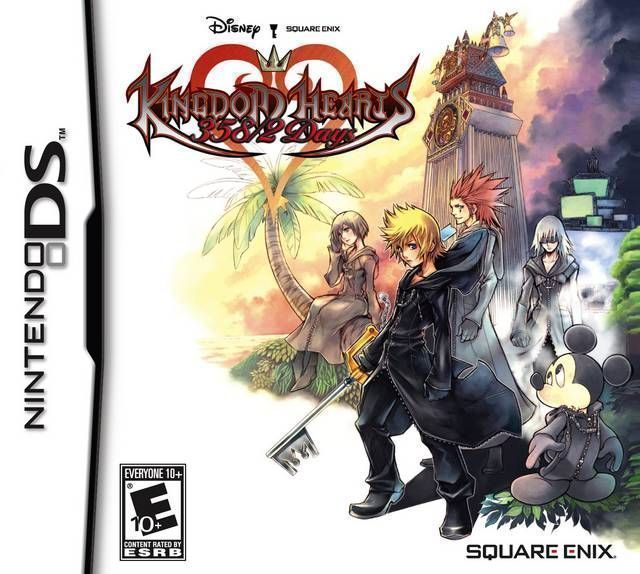 4225 - Kingdom Hearts - 358-2 Days (US) - Nintendo DS(NDS) ROM Download
