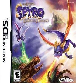 2817 - Legend Of Spyro - Dawn Of The Dragon, The (Micronauts)