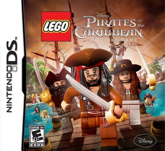 5711 - LEGO Pirates Of The Caribbean - The Video Game