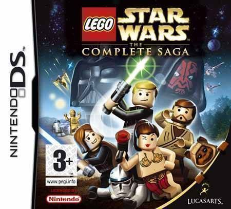 1633 - LEGO Star Wars - The Complete Saga - Nintendo DS(NDS) ROM ...