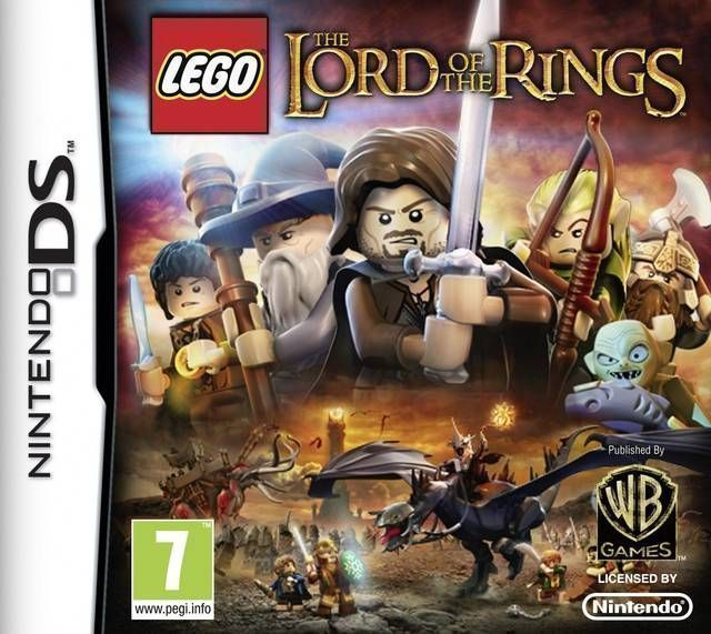 6127 - LEGO - The Lord Of The Rings