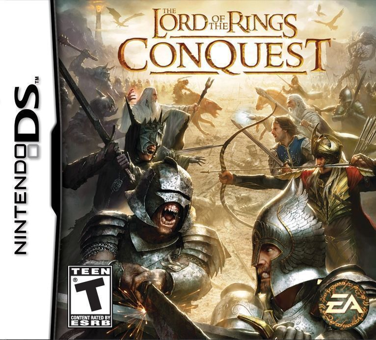 3294 - Lord Of The Rings - Conquest, The