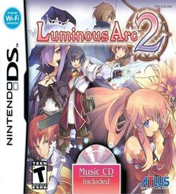 2304 - Luminous Arc 2 - Will