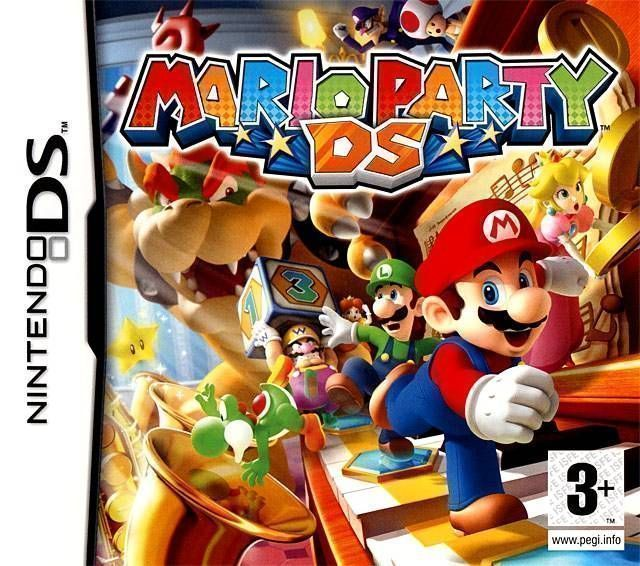 1704 - Mario Party DS - NDS ROM Free Download