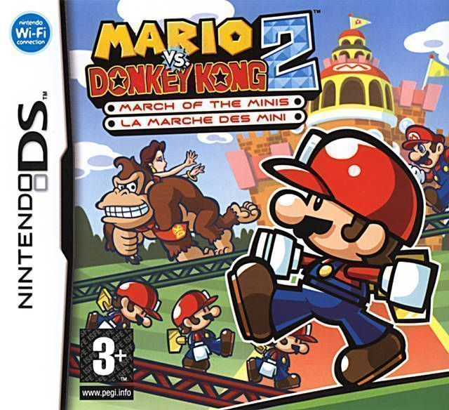 0884 - Mario Vs Donkey Kong 2 - March Of The Minis (FireX)