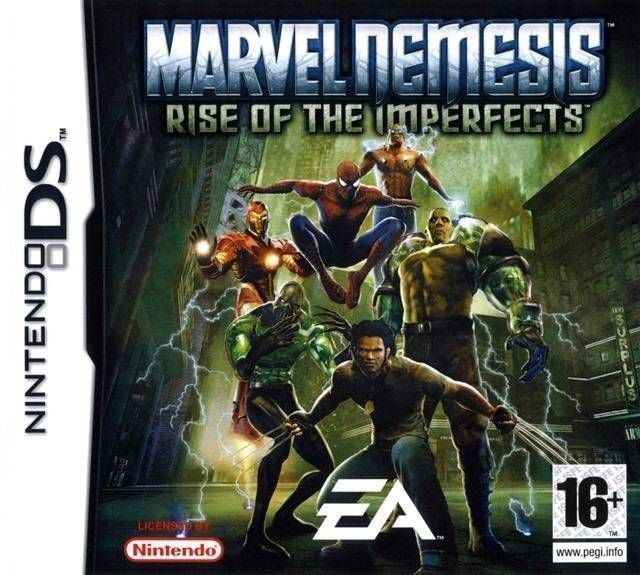 0151 - Marvel Nemesis - Rise Of The Imperfects