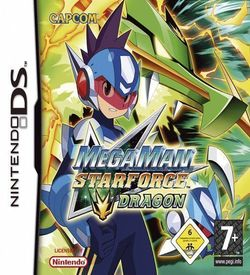 1741 - MegaMan Star Force - Dragon
