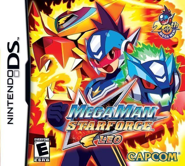 1742 - MegaMan Star Force - Leo