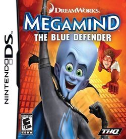 5642 - Megamind - The Blue Defender