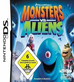 3780 - Monsters Vs Aliens (DE)