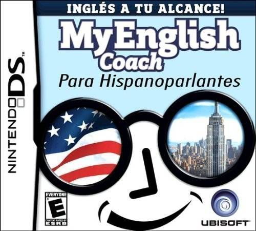 3752 - My English Coach - Para Hispanoparlantes (US)(1 Up)
