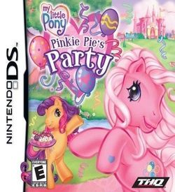 2926 - My Little Pony - Pinkie Pie's Party (Goomba)