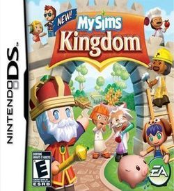 3568 - MySims Kingdom (KS)(NEREiD)