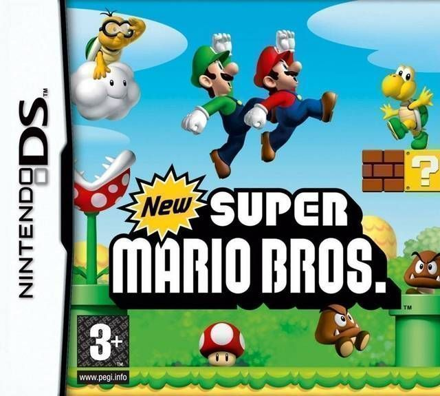 new mario bros nds download