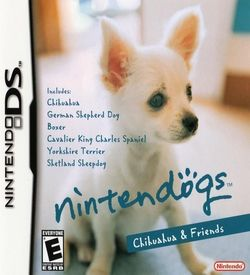 0089 - Nintendogs - Chihuahua & Friends