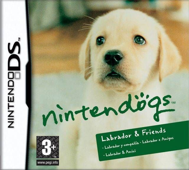 Nintendogs Cats Rom Nds