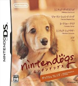 0075 - Nintendogs - Miniature Dachshund & Friends