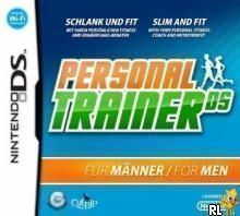 4022 - Personal Trainer DS For Men (EU)