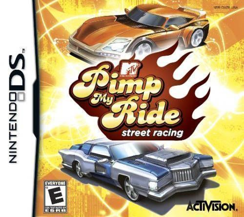 3840 - Pimp My Ride - Street Racing (US)(1 Up)