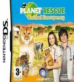3064 - Planet Rescue - Animal Emergency