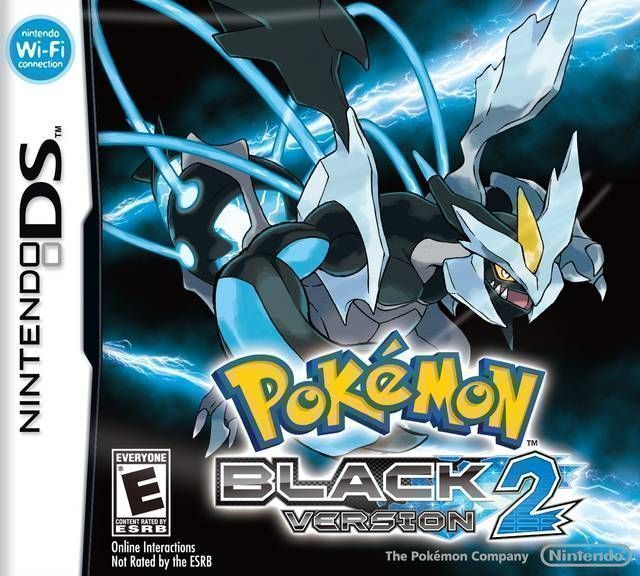 Pokemon – Black 2 (Patched-and-EXP-Fixed) (USA) Nintendo DS – Download ROM