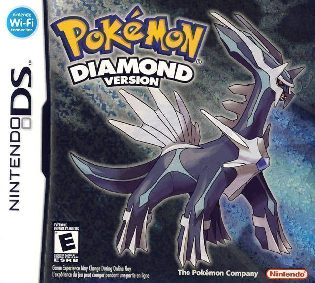 1015 - Pokemon Diamond - NDS ROM Free Download