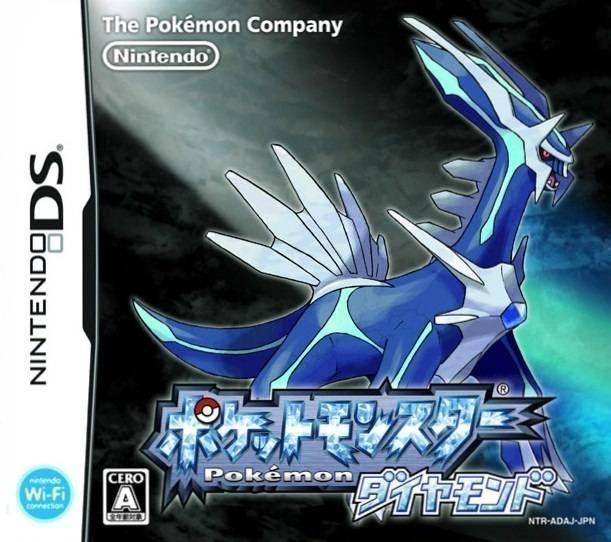 pokemon diamond download gba free
