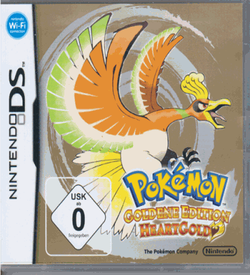 4827 - Pokemon - Goldene Edition HeartGold